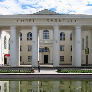 Дворцы и дома культуры Нюксеницы