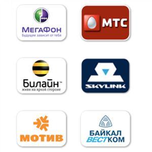 Операторы сотовой связи Нюксеницы