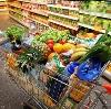 Магазины продуктов в Нюксенице